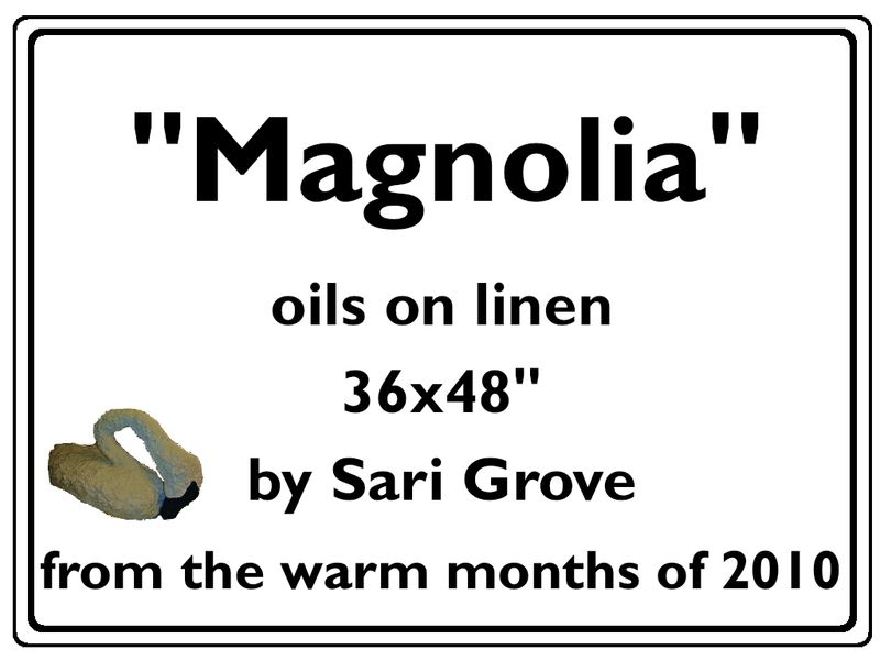 Good magnolia