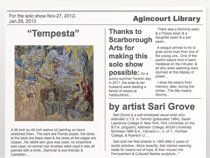 Agincourt library show.005